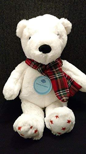 Cloud B Plush Polar Bear with Scarf Dream Huggiz (Cloud Bear B)