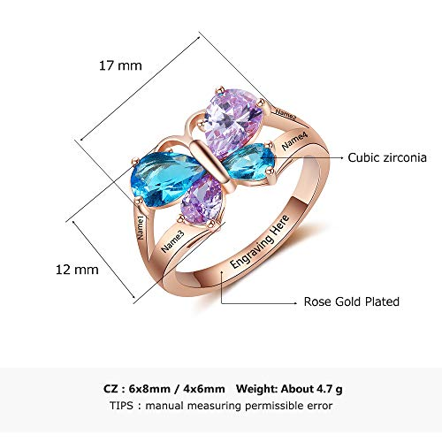 Buy gold mothers ring 3 stone