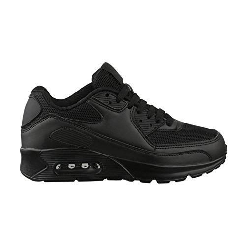 Black New Unisex Moda Scarpe Sport Bambini Alla Durban Uomo Chunkyrayan Da Corsa Donna Sneaker Turnschuhe HaRZw