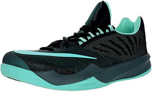 Nike Men's Zoom Run The One Seaweed/Hyper Turquoise/Mineral Slate Ankle-High Synthetic Running Shoe - 9.5M