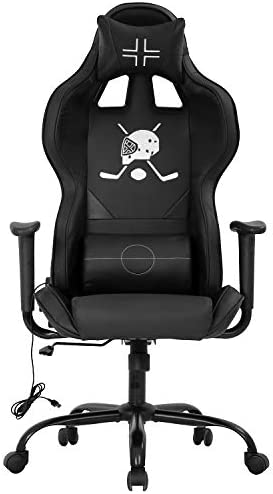 Office Chair Ergonomic PC Gaming Chair Desk Chair Executive Task Computer Chair Back Support Modern Executive Adjustable Arms Rolling Swivel Chair