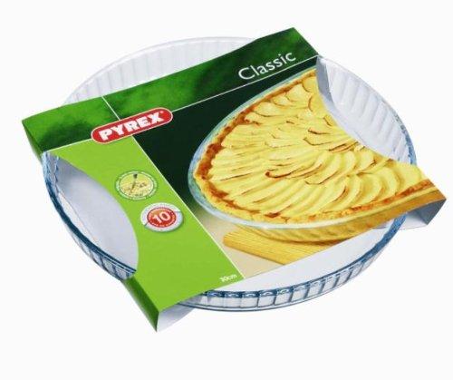 Pyrex 814000 bake and enjoy Obstkuchenform