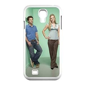 Psych Samsung Galaxy S4 9500 Cell Phone Case White Gvseb