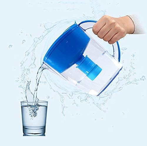 ZUEN Filtro de Agua Red hervidor Hogar purificador de Agua