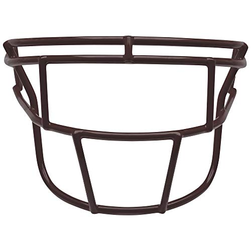 Mask Maroon Face (Schutt Sports Carbon Steel DNA-EGOP-YF Youth Football Faceguard, Maroon)