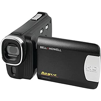Bell+Howell DNV6HD Rogue Infrared Night Vision 1080p HD 20 MP Camcorder  (Black)