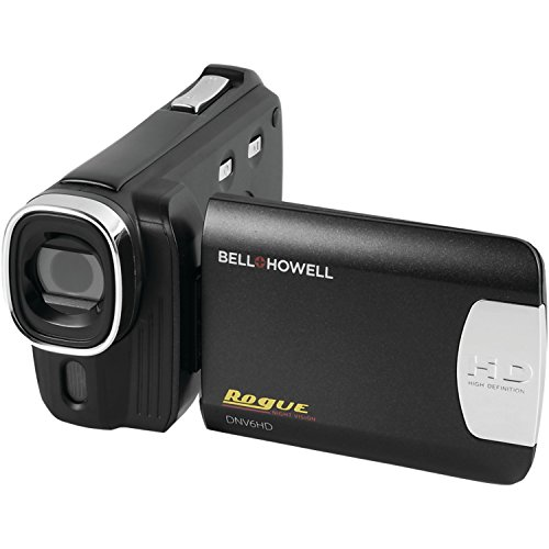 Bell & Howell DNV6HD Rogue Infrared Night Vision 1080p HD Vi