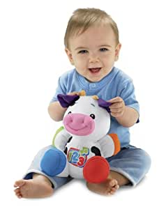Fisher-Price Laugh & Learn Musical Learning Cow