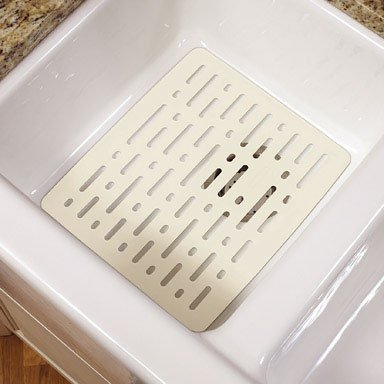 Rubbermaid Mat, Small, Bisque
