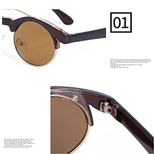 doux miroir nouveau Retro haixin polariseur générales A lunettes TR soleil de Polarized mâle Soleil super femelle et Pzzx5wHq