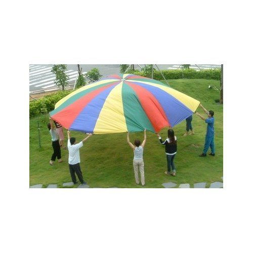 Everrich evc-0075 11 ft。4色parachutes-24ハンドル B004N1LPSI