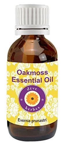 Pure Oakmoss Essential Oil 15ml (Evernia prunastri)
