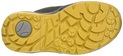 Lowa Diego GTX LO anthracite/yellow