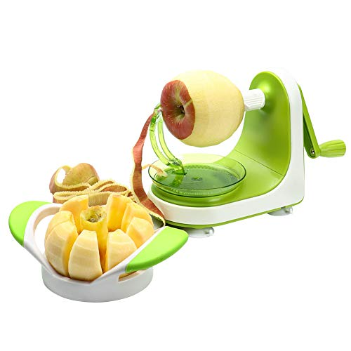Valuetools Apple Peeler Corer Slicer - Strong Suction Base