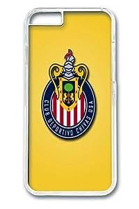 CD Chivas USA Custom iPhone 6 Plus 5.5 inch Case Cover Polycarbonate Transparent