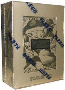 1994 Fleer Flair Two Baseball Card Unopened Hobby Box (Alex Rodriguez RC)