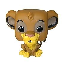 "Disney The Lion King Pop! Vinyl Figure - Simba (0""x4"")"