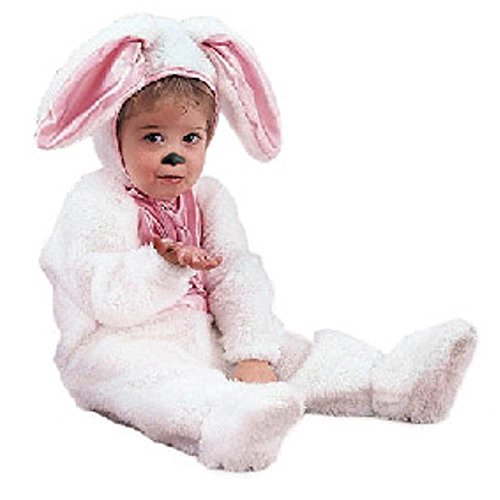 Infant Plush Bunny Costume, Size Infant 6-18 Months
