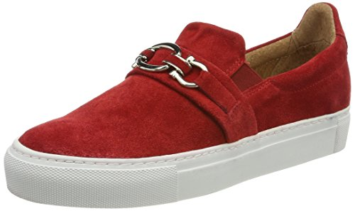 Rot Red Pavement Sneaker Damen Frida XWUXCTwRxq
