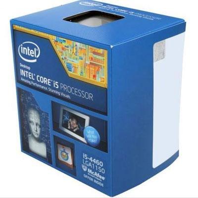 Intel Core i5-4460 LGA 1150 CPU - BX80646I54460 (Intel Processor I7 4th Generation)