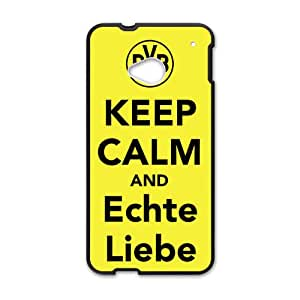 Keep Calm And Echte Liebe Black iPhone 5s case