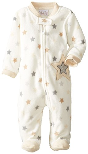 Rene-Rofe-Baby-Newborn-Boys-Stars-Zip-Front-Footed-Micro-Fleece-Coverall