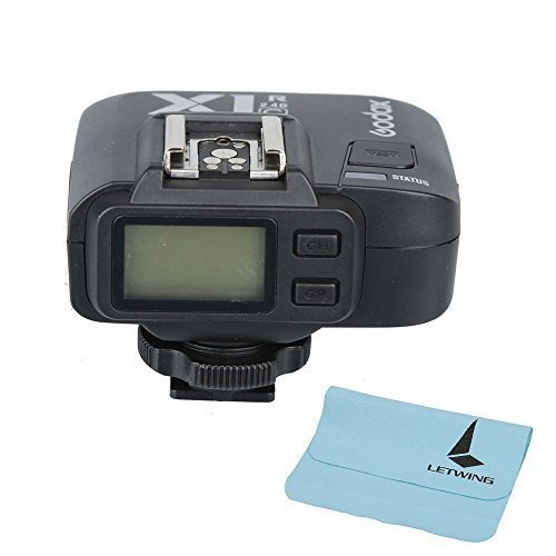 Godox X1R-C 32 Channels TTL 1/8000s Wireless Remote Flash Re