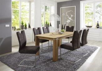Niehoff Outdoor Küchen : Multi tischsystem nussbaum von niehoff sitzmöbel möbel letz