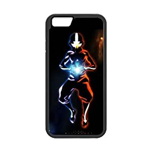 Onshop Custom Cartoon Avatar The Last Airbender Phone Case Laser Technology for iPhone 6 4.7 Inch