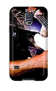 Tough Galaxy UBaLDgB5707PUOGD Case Cover/ Case For Galaxy S5(metallica)