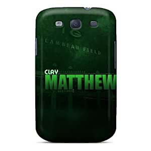 Fashionable VSB21120HXKT Galaxy S3 Cases Covers For Green Bay Packers Protective Cases