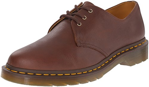 - Dr. Martens Men's 1461 Oxford, Tan, 9 UK/10 M US