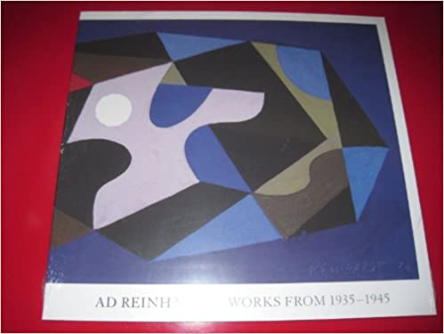 ad reinhardt works from 1935 1945
