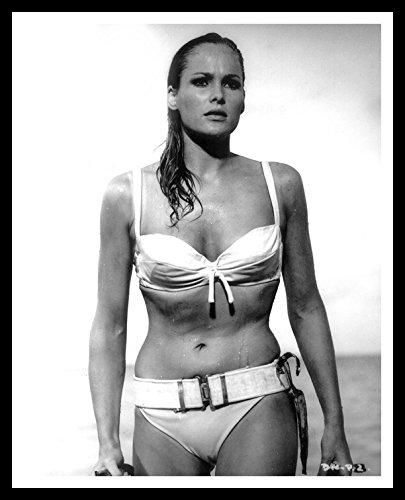 Ursula Andress 8x10 Photo 01 James Bond Dr. No