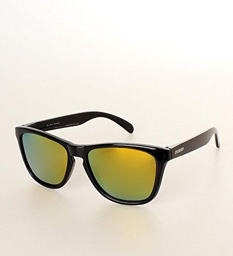 Ocean Sunglasses 40002.2 Lunette de Soleil Mixte Adulte, Noir, Taille Unique