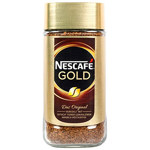 Nescafe Classic Original Instant Coffee (Gold, 7oz/200g)
