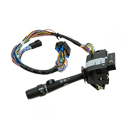 Turn Signal Windshield Wiper Arm Lever Arm Switch for 00-05 Impala Monte Carlo