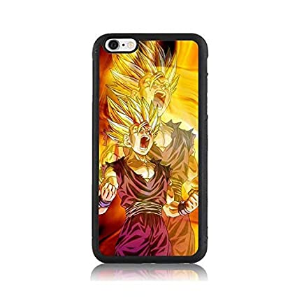 Dragon Ball Z Phone Cases For Apple iPhone Soft TPU | Phone