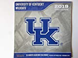 University of Kentucky Wildcats 2019 Calendar