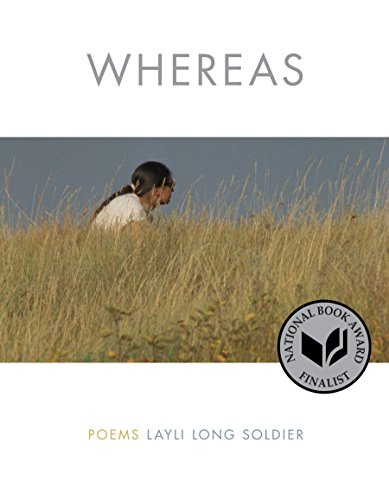 Cover of WHEREAS: Poems