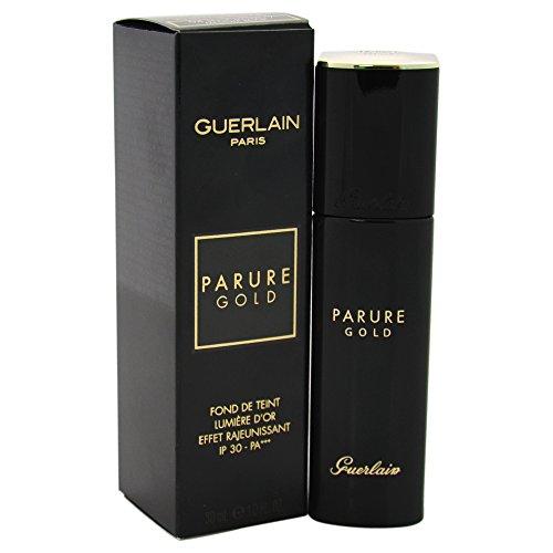 Guerlain Parure Gold Radiance SPF 30 # 04 Moyen/Medium Beige Foundation for Women, 1 Ounce
