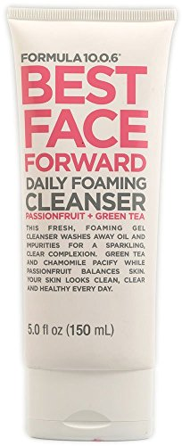 Formula Ten O Six - Best Face Forward Daily Foaming Cleanser - 5.0 Fluid Ounce - 2 Pack