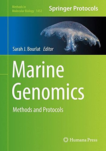 Marine Genomics: Methods and Protocols (Methods in Molecular Biology)