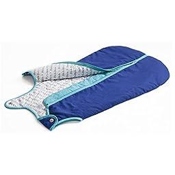 Baby Deedee Sleep Nest Sleeping Bag, Peacock, Large