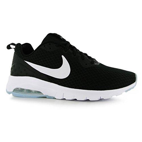 hombre Wht Black zapatillas movimiento para entrenamiento Nike Trainers zapatillas Air deportivas ligero Max de qnw6w8fvZ