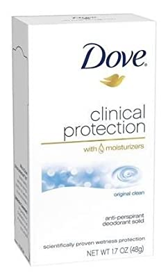 Dove Clinical Protection Antiperspirant Deodorant