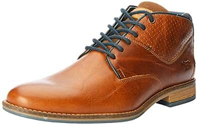 Wild Rhino Men's Tanner Shoes, Tan, 6 AU (40 EU)