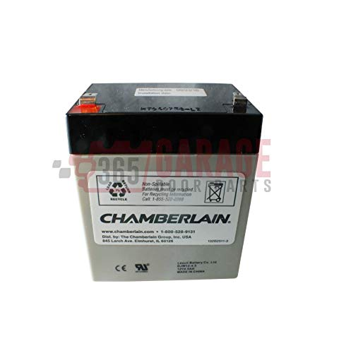 POWERSTAR ML5-12 - 12V 5AH Chamberlain 41A6357-1 Garage Door