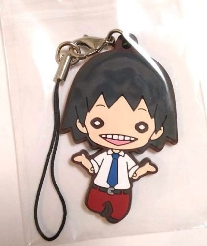 amazon com my hero academia nitotan rubber strap vol 3 hanta sero