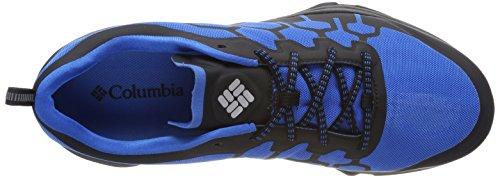 Columbia Homme Chaussures Multisport, Imperméable, ATS Trail FS38 Bleu (Hyper Blue, Lux)